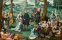 LEYDEN, LUCAS VAN (NACHFOLGER UM 1575-1600) (1494