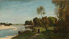 HARPIGNIES, HENRI JOSEPH (Valenciennes 1819 - 1916