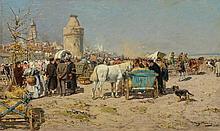 MÜHLIG, HUGO (Dresden 1854 - 1929 Düsseldorf)
