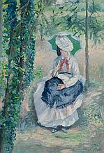 PIETTE, LUDOVIC (1826 Montfoucault 1878) Jeune