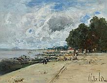 VIOLLET-LE-DUC, VICTOR (Chastenet 1848 - 1901