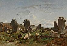 BRISSOT DE WARVILLE, FÉLIX SATURNIN (Véron 1818 -
