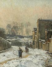 LÉPINE, STANISLAS (Caen 1835 - 1892 Paris)
