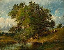 DUPRÉ, VICTOR (Limoges 1816 - 1879 L'Isle-Adam)