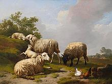 VERBOECKHOVEN, EUGÈNE (Warneton 1799 - 1881