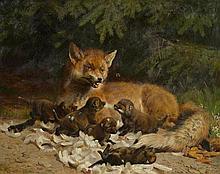 MACKEPRANG, ADOLF HEINRICH (Langeso 1833 - 1911
