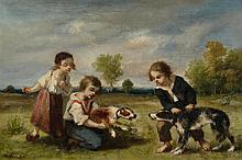 DIAZ DE LA PEÑA, NARCISSE (Bordeaux 1807 - 1876