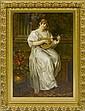 WOLF, AUGUST (Weinheim 1842 - 1915 Venedig)