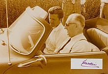 AUTOMOBILIA - Ferrari, Enzo, Rennfahrer u.