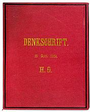 Gelzer, Johann Heinrich, Historiker u. Diplomat
