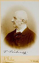 Bruckner, Anton, Komponist (1824-1896). Eigenh.