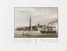 ITALIEN - Venedig - Moretti, D. Vedute della regia