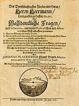 ASTRONOMIE - Placentius, Johannes. Des