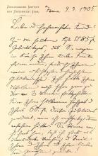 Haeckel, Ernst, Naturforscher (1834-1919).
