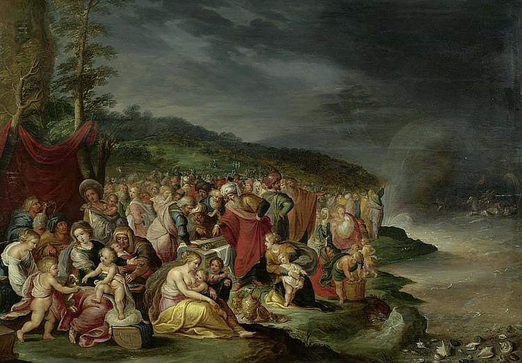 *FRANCKEN, HIERONYMUS III