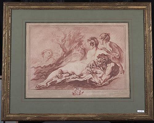 DEMARTEAU, GILLES (Lüttich 1722 - 1776 Paris).