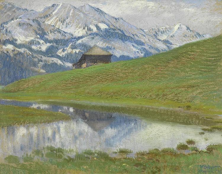 ROBERT, HENRI-MARCEL.(1881 - 1961).Gruyères