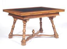 EXTENDABLE SLATE TABLE,