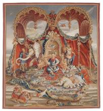 TAPESTRY DEPICTING THE ALLEGORY OF ASIA,