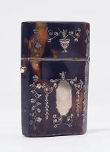 SMALL CASE WITH PERFUME FLACON,