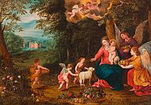 BALEN, JAN VAN(1611 Antwerp 1654)Forest landscape w
