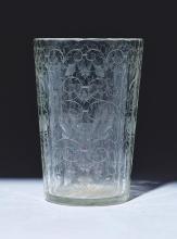 GLASS BEAKER,