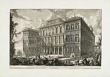 PIRANESI, GIOVANNI BATTISTA (Mogliano 1720 - 1778