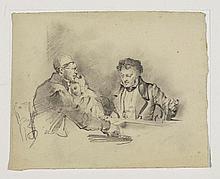 BONNET, FRANCOIS (1811 - 1894), zugeschrieben.