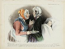 DAUMIER, HONORE (Marseille 1808 - 1879 Valmondois,