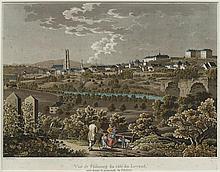FRIBOURG. - Johann Jakob Sperli (1770-1841) nach