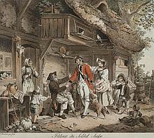 BERN - KANTON.- Freudenberger, Sigmund, um 1790.