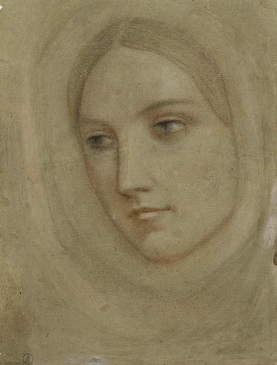 SCHEFFER, ARY (Dordrecht 1795 - 1858 Argenteuil),