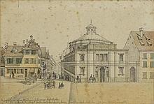 SCHAFFHAUSEN.- Emanuel Labhart (1810 - 1874). Das