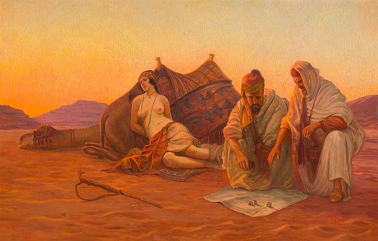 Otto Pilny | Art, Islamic art