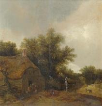 Attributed to DUBOIS, GUILLAM