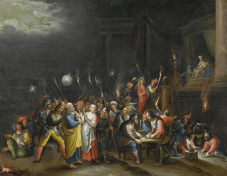 FRANCKEN, HIERONYMUS III.(1611 Antwerp after