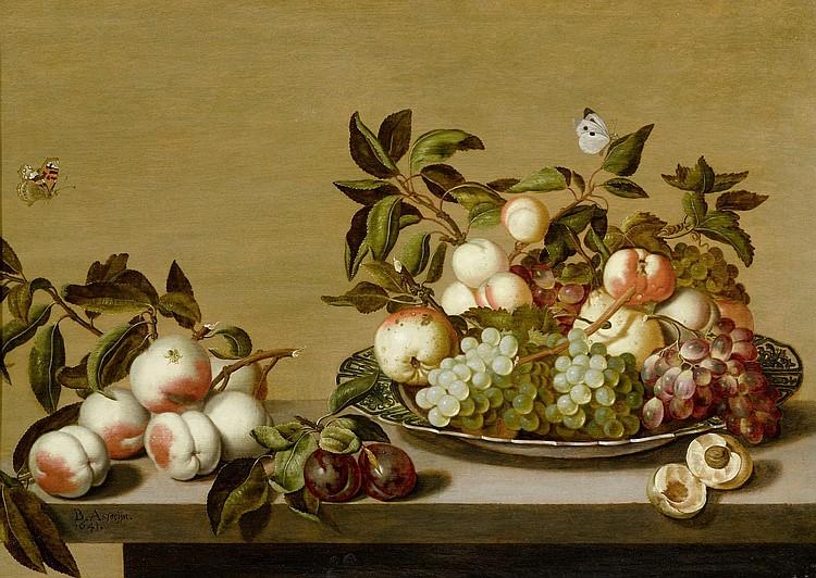 ASSTEYN, BARTHOLOMEUS ABRAHAMSZ.(1607 Dordrecht