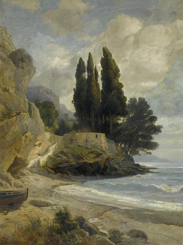 KANOLDT, EDMUND FRIEDRICH(Grossrudestedt 1845 -