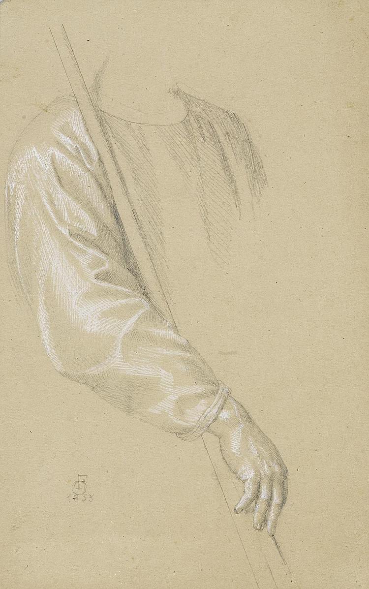 OVERBECK, JOHANN FRIEDRICH(Lübeck 1789 - 1869 Rome