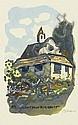 MOLL, OSKAR(Brieg 1875 - 1947 Berlin)Burgen und, Oskar Moll, Click for value