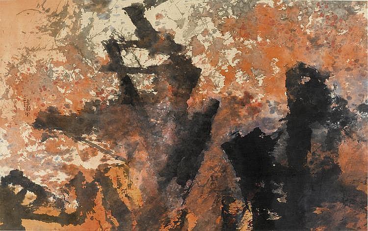 FONG, CHUNG-RAY(China 1934)Abstract