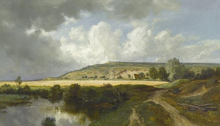FRÖLICHER, OTTO(Solothurn 1840 - 1890 Munich