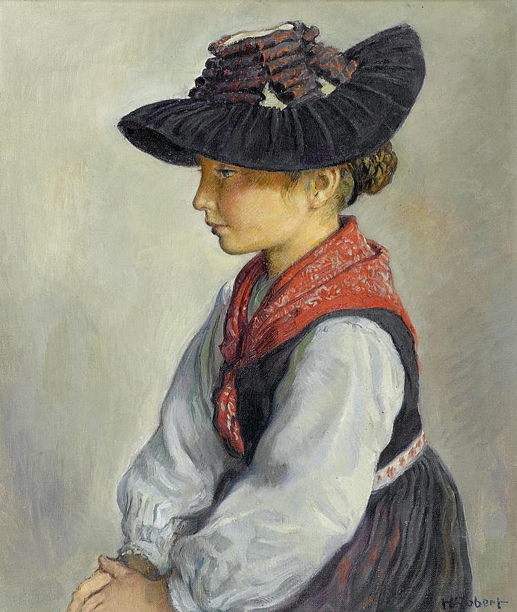 ROBERT, MENRI MARCEL(1881 Paris - 1961