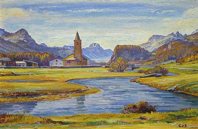 SALIS-SOGLIO, CARL ALBERT VON(Turin 1886 - 1941