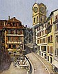 MATTHEY, OCTAVE ULISSE (1888 - 1969). House and, Octave Matthey, Click for value