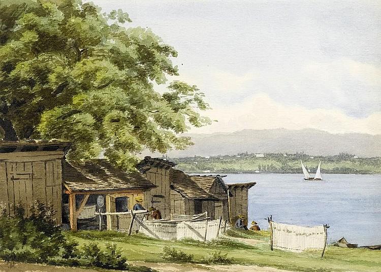 GANDON, ADOLPHE(Nîmes 1828 - 1889