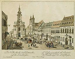 VIENNA. Johann Ziegler (1749 - circa 1812). Die