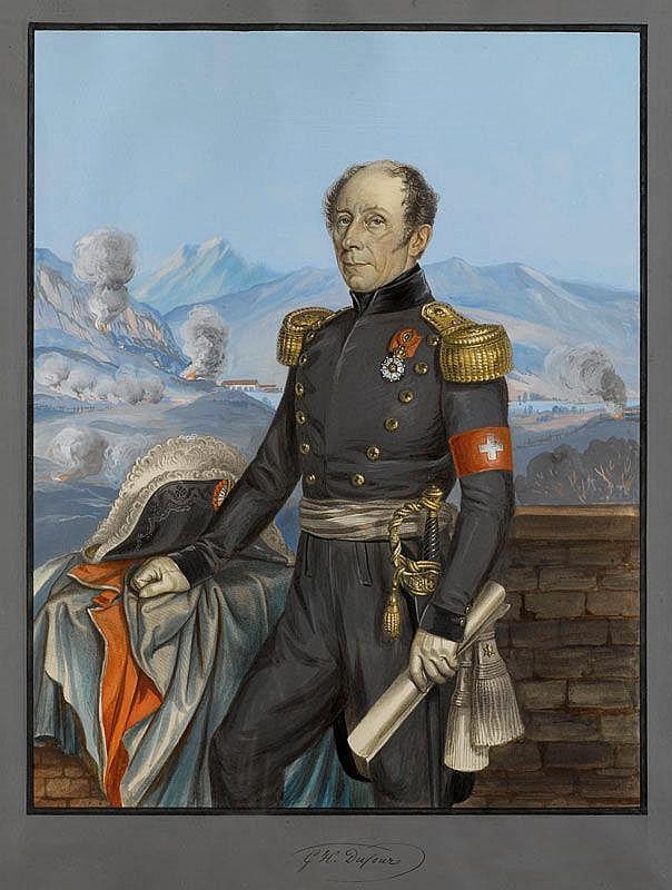 IRMINGER, KARL FRIEDRICH (Aadorf 1813 - 1863