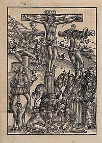 GRAF, URS (Solothurn, circa 1485 - before 1528).