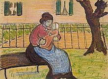WEREFKIN, MARIANNE VON(Tula 1860 - 1938